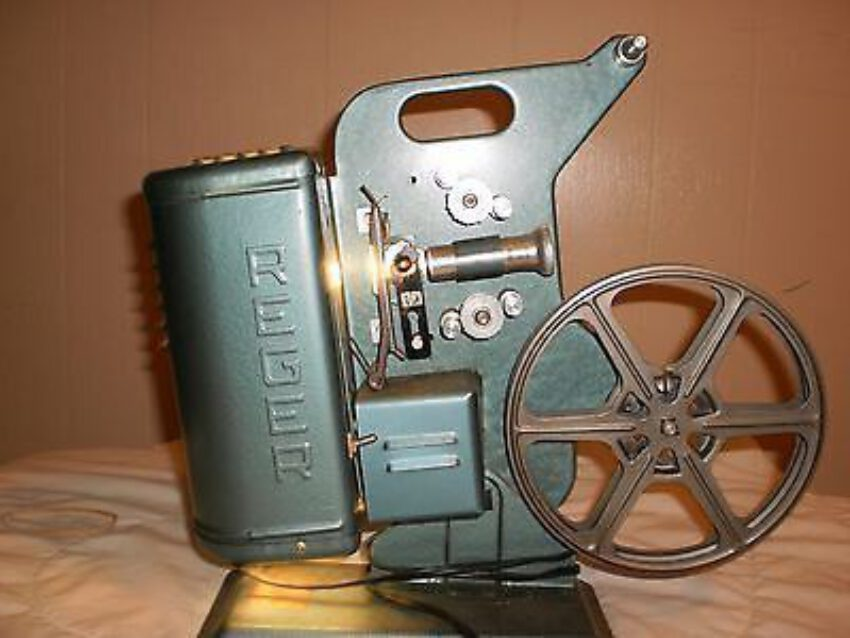 Reger Manufactruing Projector